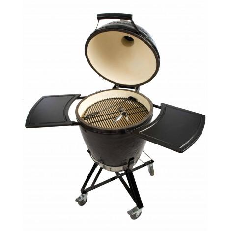 Kamado Primo ett komplett paket att starta grilla med en kamadogrill.