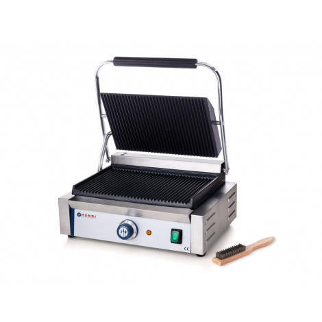 Klämgrill/panini grill single XL