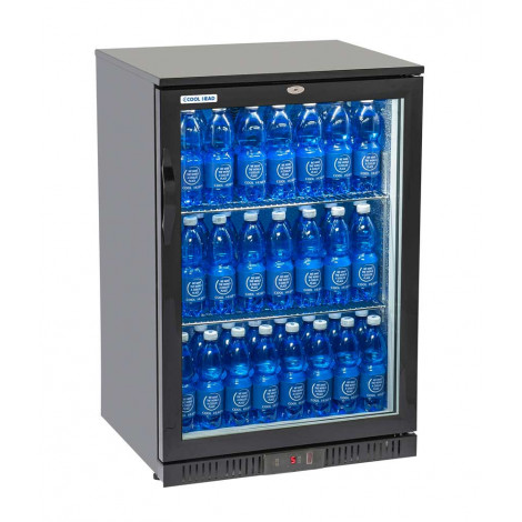Backbar 138 ltr, Coolhead