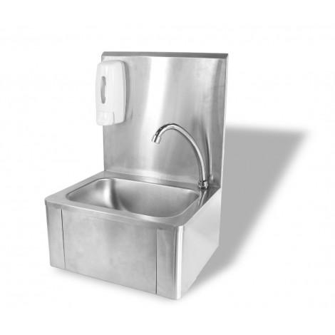 Tvättställ i rostfritt till restaurang och storkök