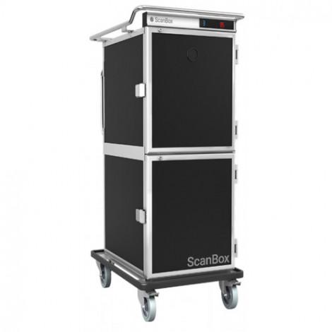 Transportbox - Ergo Line Combo Active Cooling + Hot AC4+H4 - Scanbox - Finns hos storköksbutiken.se