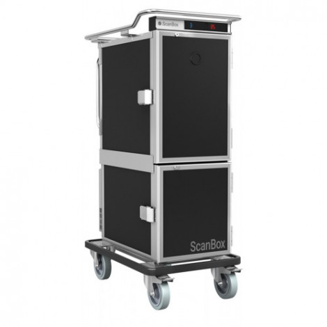 Transportbox - Ergo Line Combo Active Cooling + Hot AC4+H6 - Scanbox - Finns hos storköksbutiken.se