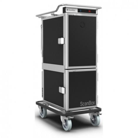 Transportbox - Ergo Line Combo Active Cooling + Hot AC4+H8 - Scanbox - Finns hos storköksbutiken.se