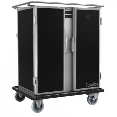 Transportbox - Ergo Line Duo Active Cooling + Hot AC8+H8 - Scanbox - Finns hos storköksbutiken.se