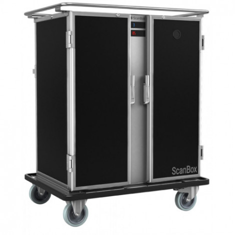 Transportbox - Ergo Line Duo Active Cooling + Hot AC14+H14 - Scanbox - Finns hos storköksbutiken.se