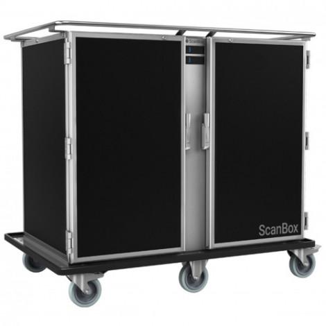 Kylbox - Banquet Line Duo Active Cooling AC12+AC12 - Scanbox - Finns hos storköksbutiken.se