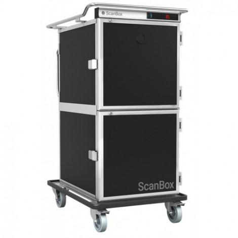 Transportbox - Banquet Line Duo Active Cooling + Hot AC6+H6 - Scanbox - Finns hos storköksbutiken.se