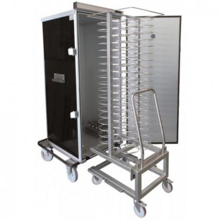 Värmeskåp Basic Line Hot 12 H12 Scanbox