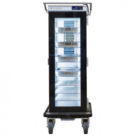 Glasdörr med LED - Scanbox - Finns hos storköksbutiken.se