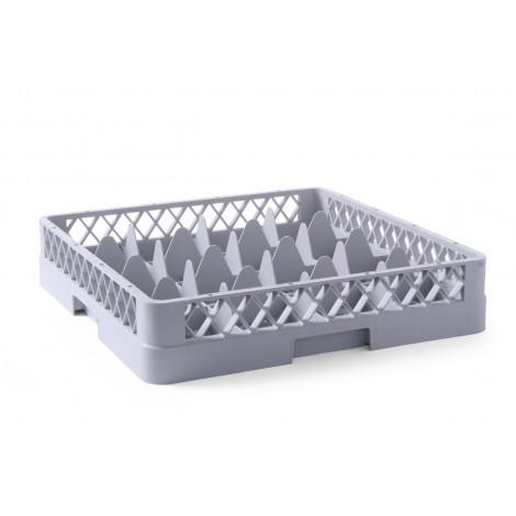 Diskkorg för glas och skålar 50x50
